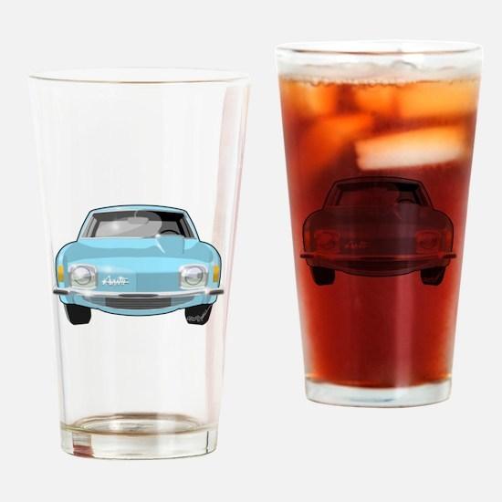 1963 Avanti Drinking Glass