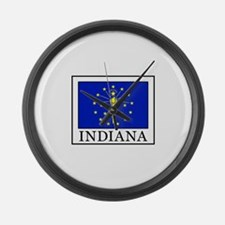 Indiana Large Wall Clock