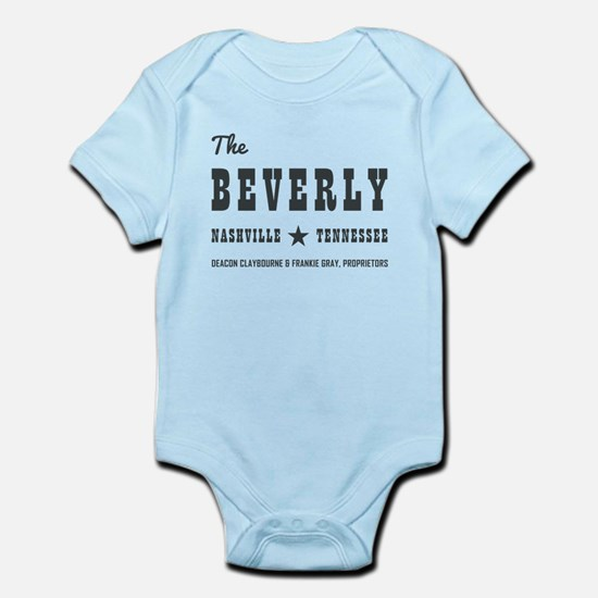 THE BEVERLY Body Suit