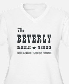 THE BEVERLY Plus Size T-Shirt