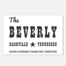 THE BEVERLY Postcards (Package of 8)