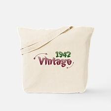vintage 1942 Tote Bag