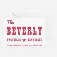 THE BEVERLY Greeting Cards