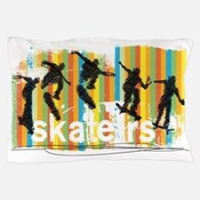Cute Skateboard Pillow Case