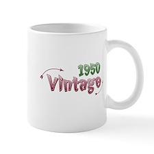 vintage 1950 Mugs