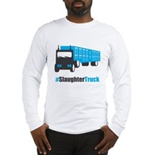 #SlaughterTruck Long Sleeve T-Shirt