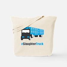 #SlaughterTruck Tote Bag