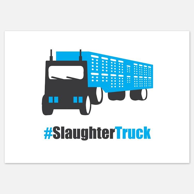 #SlaughterTruck Invitations