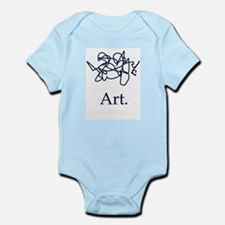 Cute Humorous humourous Infant Bodysuit