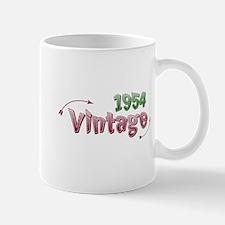 vintage 1954 Mugs