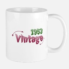 vintage 1953 Mugs