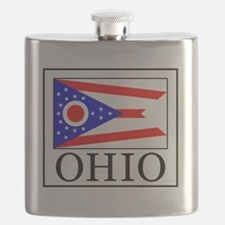 Unique Ohio Flask