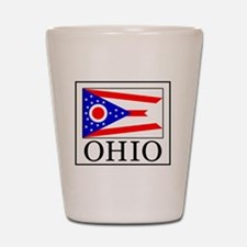 Funny Akron Shot Glass