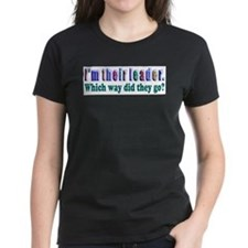 Cute Funny leadership Tee