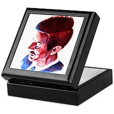 JFK - Solemn Keepsake Box