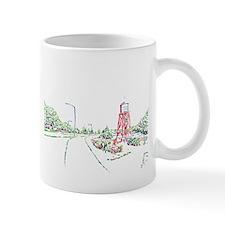 Water Tower Ascendant Mugs