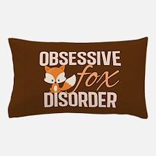 Cute Fox Pillow Case