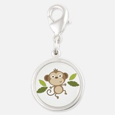 Baby Monkey Charms