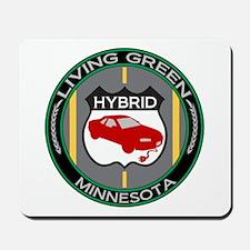 Living Green Hybrid Minnesota Mousepad