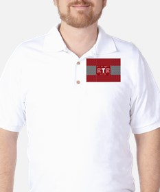 RTR houndstooth T-Shirt