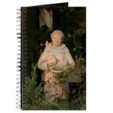 St Francis Statue Journal