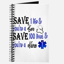 Nurse, Save Journal