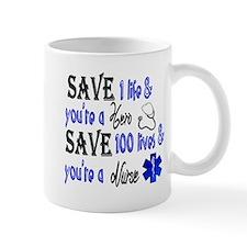 Nurse, Save Mugs