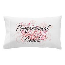 Professional Coach Artistic Job Design Pillow Case