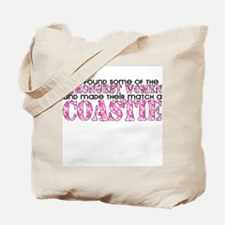 Strongest Woman: Coastie Tote Bag