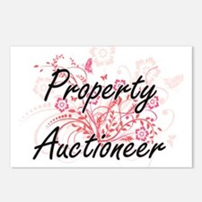 Property Auctioneer Artis Postcards (Package of 8)