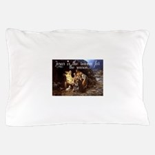 Jesus is the reason for the season Pillow Case