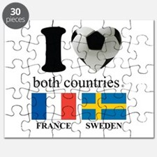 FRANCE-SWEDEN Puzzle