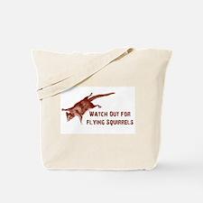 Cute Flying squirrel Tote Bag