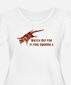 Unique Flying squirrel T-Shirt