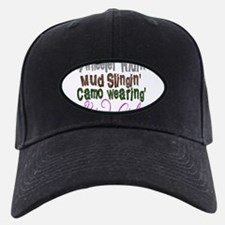 kinda girl Baseball Hat