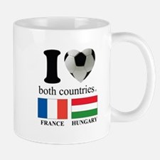 FRANCE-HUNGARY Mug