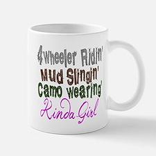 kinda girl Mugs