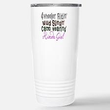 kinda girl Travel Mug