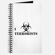 I Biohazard Terrorists Journal