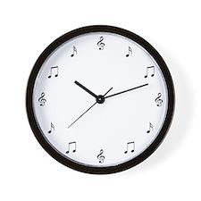 RockStar Time Wall Clock