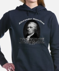 Unique Educational Women's Hooded Sweatshirt