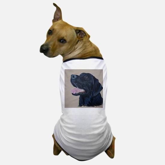 Cute Labrador black Dog T-Shirt