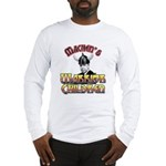 Warrior Children Long Sleeve T-Shirt
