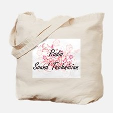 Cute Radio frequency identification Tote Bag