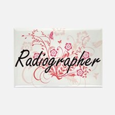 Radiographer Artistic Job Design with Flow Magnets
