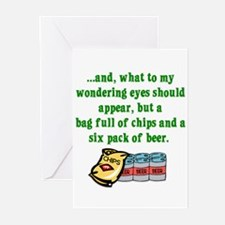 Funny christmas Greeting Cards (Pk of 20)
