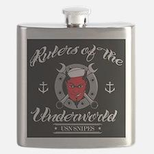 US Navy Snipes Flask