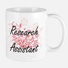 Research Assistant Artistic Job Design with F Mugs