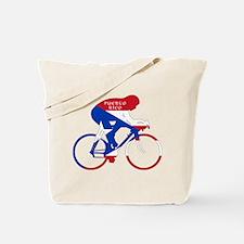 Puerto Rico Cycling Tote Bag