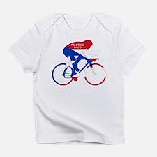 Puerto Rico Cycling Infant T-Shirt